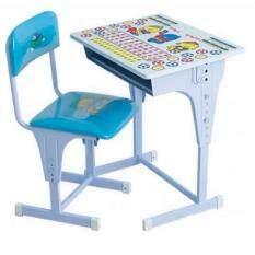 ราคา ชุดโต๊ะนักเรียนปรับระดับ R 147 สีฟ้า