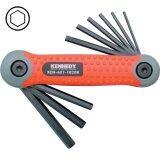 ส่วนลด ชุดประแจหกเหลี่ยม แบบพับ 9 ขนาด ชุดนิ้ว 5 64 1 4 Pro Torq Hex Wrench Set On Clip 9 Pce Kennedy Industrial Kennedy กรุงเทพมหานคร