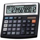 ราคา Citizen เครื่องคิดเลข รุ่น Ct 500 Js สีดำ แสดงหน้าจอ 12 หลัก ถูก