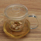 ความคิดเห็น Clear Heat Resistant Glass Teapot With Infuser Coffee Tea Leaf Herbal Pot 500Ml