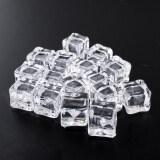 ราคา Clear Lifelike 16Pcs Fine Artificial Acrylic Ice Cubes Crystal Barwar Home Intl Unbranded Generic ออนไลน์