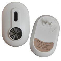 ซื้อ Clear Mice เครื่องไล่หนู Sd 042 ระบบ 3 คลื่นไฟฟ้า 2 เครื่อง ออนไลน์