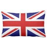 ราคา Click หมอนหนุนลายธงชาติอังกฤษ หลับสบาย ไม่ปวดคอ รุ่นใหม่ ขายดี งานดี สวยมาก ใหม่