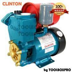 ส่วนลด ปั๊มน้ำอัตโนมัติ Clinton Ps 135Bit Thailand