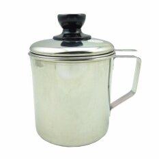 ขาย Cma หม้อสำหรับกรองน้ำมันสแตนเลส Oil Pot ขนาด 14 Cm ออนไลน์