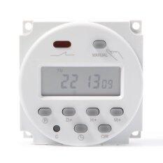 ซื้อ Cn101A Digital Lcd Power Programmable Timer Switch Controller For Lights ออนไลน์ กรุงเทพมหานคร