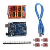ราคา Cnc Shield V3 บอร์ดขยายไดรฟเวอร์หสำหรับเครื่องปรินต์ 3 มิติ และ Uno R3 สำหรับ Arduino พร้อมสาย Usb เป็นต้นฉบับ