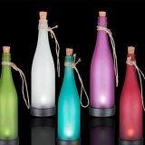 ส่วนลด Coco Solar Bottle Lights ไฟพลังงานแสงอาทิตย์ขวด (5 Colors Lot) Coco ใน ไทย