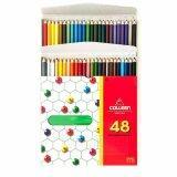 ขาย ซื้อ สีไม้ Colleen คอลลีน 48 สี 48 แท่ง รุ่น 775 ใน กรุงเทพมหานคร