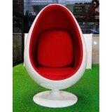 ขาย Conrad Modern Home Egg Chair เก้าอี้ไข่ เก้าอี้นั่งเล่น เก้าอี้พักผ่อน สีขาว ออนไลน์