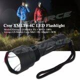 โปรโมชั่น Convoy ไฟฉาย C8 Cree Xm L2 U2 1A 3 5 Mode Edc Ak47 Led Flashlight Torche Lantern Convoy