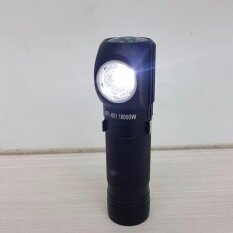 Cree Led ไฟฉายขนาดเล็กให้กำลังสว่างมาก Apl 601 ปรับไฟได้3แบบ พร้อมเข็มทิศในตัว เป็นต้นฉบับ