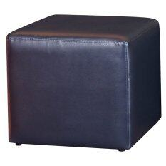 โปรโมชั่น เก้าอี้ Cube Jas รุ่น Stool Pvc สีน้ำเงิน 45X45X45 ซม Jas