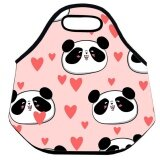 ขาย Cute Pattern Waterproof Insulated Thermal Portable Cooler Storage Tote Lunch Bag Intl ออนไลน์ ใน จีน