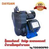 โปรโมชั่น ปั๊มน้ำอัตโนมัติแรงดันคงที่ Dayuan Wzb750 750W Thailand