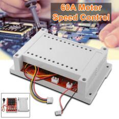 โปรโมชั่น Dc 10 50V 60A Motor Speed Control Pwm Hho Rc Controller 3000W 12V 24V 48V Te573 Intl ฮ่องกง