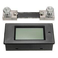 ขาย Dc 100A Lcd แรงดันไฟฟ้า Kwh Watt รถแบตเตอรี่แผง Power Monitor Combo Meter ออนไลน์ จีน