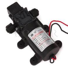 ราคา Dc 12 V รดน้ำแรงดันสูงปั้มฉีดคุมกำเนิด สีดำ
