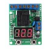 ส่วนลด Dc 12V Voltage Detection Charging Discharge Monitor Test Relay Switch Control Board Module Intl Unbranded Generic ชิลี