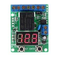 ราคา Dc 12V Voltage Detection Charging Discharge Monitor Test Relay Switch Control Board Module Intl ออนไลน์ ชิลี