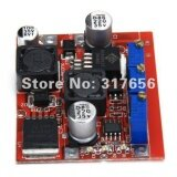 Dc Auto Boost Buck Converter Lm2596 Lm2577 4 35V To 1 25 25V 4A Step Up Step Down Voltage Module Regulator With Cc Cv Charging Intl ใหม่ล่าสุด