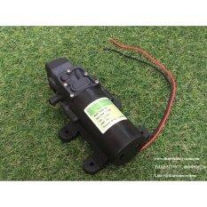 โปรโมชั่น ปั๊มพ่นยา Dc12V 8 บาร์ Green 04 แบบเสียบสาย 3 8 สินค้าขายดี Green Pump ใหม่ล่าสุด
