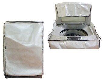 DD ผ้าคลุมเครื่องซักผ้า 2 in 1 (แพ็ค 2 ชิ้น)