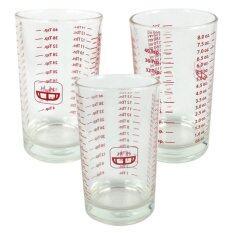 ส่วนลด Delisio Measure Glass แก้วตวง 8 ออนซ์ 3 ใบ กรุงเทพมหานคร