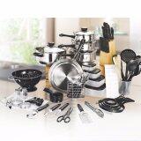 ขาย Design Home Kitchen 80 Pcs Starter Set Hlkd Ks18004 ชุดเครื่องครัวเบื้องต้น ออนไลน์