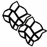 ซื้อ Dgarden แบบหล่อ ทางเดินสวน ลายหิน ขนาด43X43หนา4ซม รุ่น Dg1 01X 04 สีดำ Dgarden เป็นต้นฉบับ