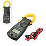 ทบทวน Digital Electronic Ac Dc Voltage Clamp Meter Multimeter Current Volt Tester Tool Intl