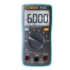 ราคา Digital Multimeter 6000 Counts Backlight Ac Dc Ammeter Voltmeter Ohm Meter Intl ใน จีน