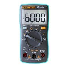 ขาย ซื้อ Digital Multimeter 6000 Counts Backlight Ac Dc Ohm Ammeter Intl จีน