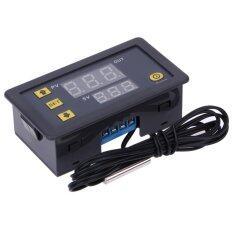 โปรโมชั่น Digital Temperature Controller สีแดงและสีน้ำเงิน Vakind