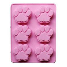 ขาย Diy แมวกรงเล็บรูปร่างซิลิโคนเค้กตกแต่งเครื่องมือสีชมพู เป็นต้นฉบับ