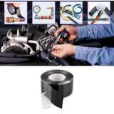 ราคา เทปซิลิโคนพันละลายหยุดนํ้าฉุกเฉิน สีดำ Diy 2 5Cmx300Cm Emergency Repair Leak Seal เป็นต้นฉบับ Itp