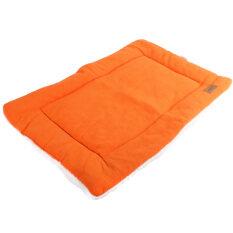 ขาย Dog Crate Mat Kennel Cage Pad Bed Orange Size M Unbranded Generic เป็นต้นฉบับ