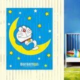ราคา มู่ลี่ประตูพิมพ์ลาย Doraemon รุ่น Tk 47 Do 012 ใหม่