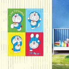 ความคิดเห็น มู่ลี่ประตูพิมพ์ลาย Doraemon รุ่น Tk 47 Do 014