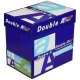 โปรโมชั่น กระดาษถ่ายเอกสาร Double A Color Print 90 แกรม ขนาด A4 5รีม กล่อง Double A ใหม่ล่าสุด
