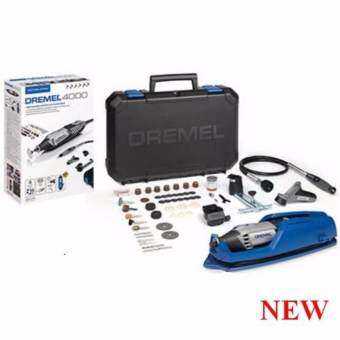 DREMEL เครื่องมือโรตารี่ รุ่น 4000-4/65 - สีเทา