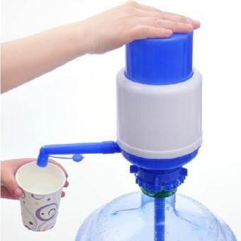ที่ปั๊มน้ำ แบบมือกด Drinking Water Pump ใส่ในถังน้ำ 20 ลิตร ไม่ต้องยกให้เมื่อย ใช้ง่าย กดง่าย แป้นกดใหญ่