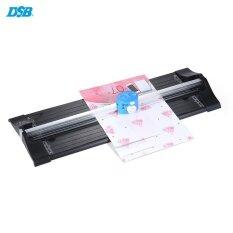 ซื้อ Dsb Tm 10 A4 ปลอดภัย Trimmer Cutter 3 ใน 1 Wave ตรง Skip เลือกใบมีดสแตนเลสที่มีแกว่งขยายไม้บรรทัดสำหรับ Photo กระดาษการ์ดหัตถกรรมตัด ออนไลน์ ถูก