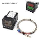 ราคา Dual Digital Display Plc Pid Temperature Controller Furnace Kiln Thermocouple Intl ใหม่ ถูก