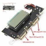 ขาย Dual Usb 5V 1A 2 1A Mobile 18650 Charger Pcb Power Module Accessories For Phone Diy New Led Lcd Module Board Intl Unbranded Generic ผู้ค้าส่ง