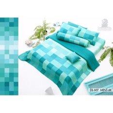 ขาย Dunlopillo ชุดผ้าปูที่นอน ขนาด 3 5 ฟุต รหัส Dl My Mint M สมุทรปราการ ถูก