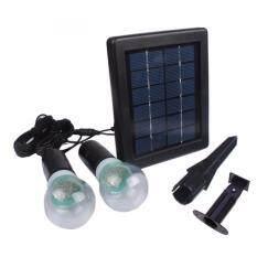 ซื้อ สปอตไลท์ พลังงานแสงอาทิตย์ หลอด E27 2 หลอด ถูก ใน ไทย