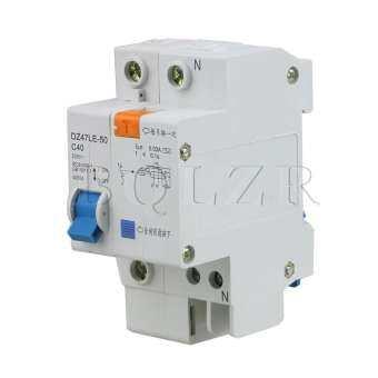 Earth Leakage Protection Circuit Breaker White-
