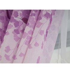 ซื้อ Easbuy Pachira Printedtulle Voile Door Window Curtain Drape Panel Sheer Scarf Valances ใน จีน