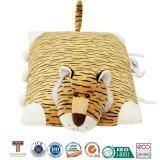 ราคา หมอนเด็ก หมอนข้างเด็ก หมอนยางพาราสำหรับเด็ก ใช้หนุนและเป็นหมอนข้างได้ การ์ตูนรูปเสือ ที่สุด